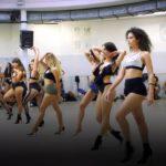 Ciao Darwin: le audizioni del corpo di ballo